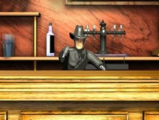 Shooter-σε-ένα-μπαρ-saloon